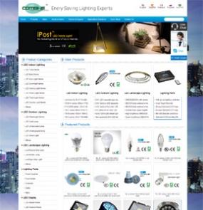 汉鼎外贸推广客户案例——深圳康博森电子科技有限公司