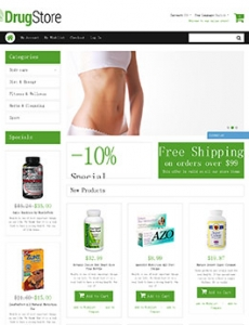 汉鼎外贸推广客户案例——绿色健康的保健品网站设计